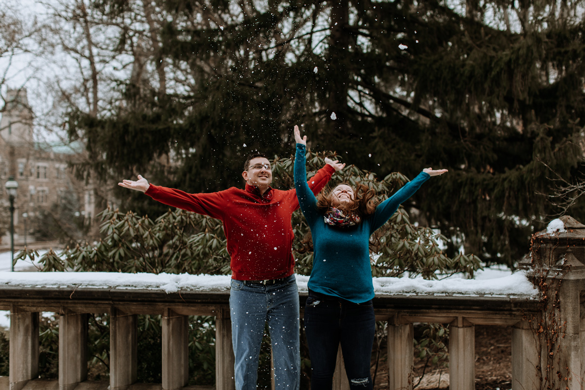local-lehigh-valley-university-engagement-photographer-snow-day