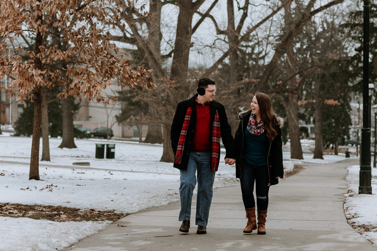 local-lehigh-valley-university-engagement-photographers-campus