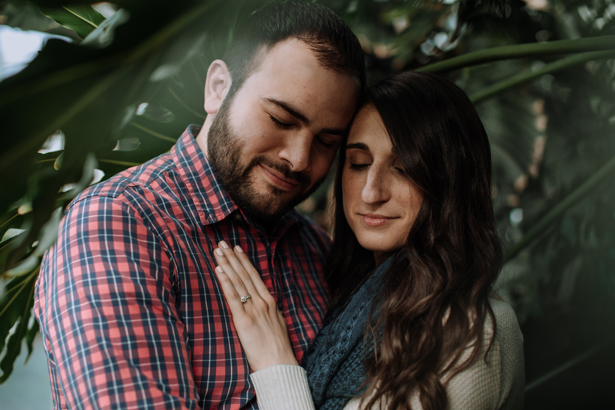 otts-exotic-plants-schwenksville-lehigh-valley-engagement-session-photography