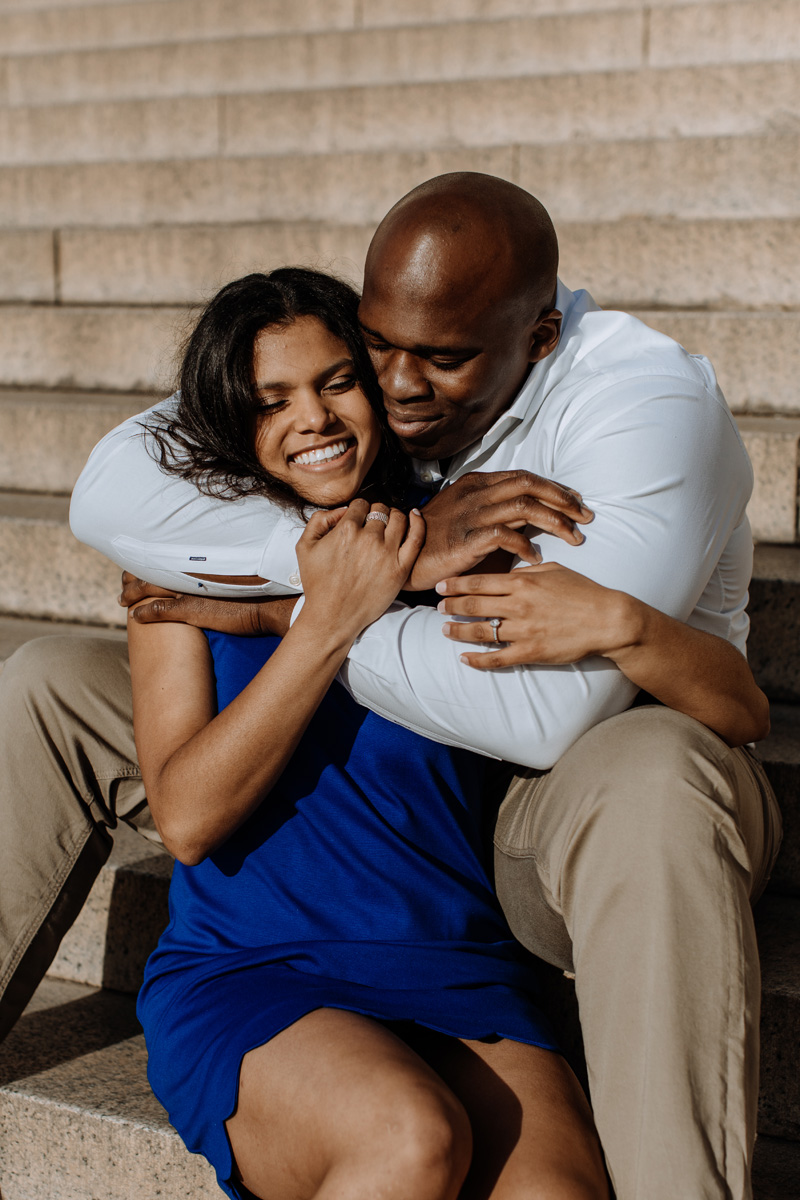 washington-dc-engagement-photography-lincoln-memorial-steps