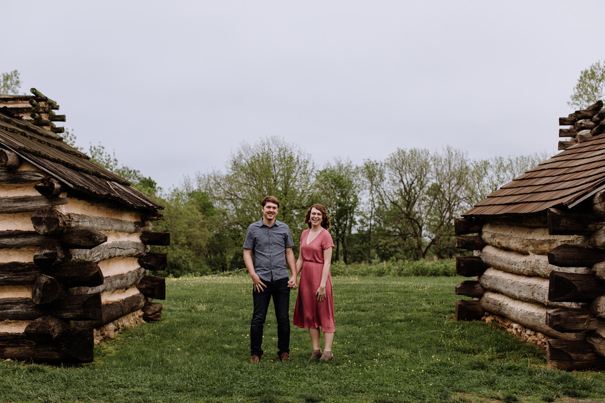valley-forge-pa-engagement-photography