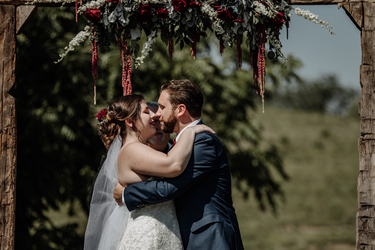 Emily Collin Literary Themed Summer Wedding The Grove At