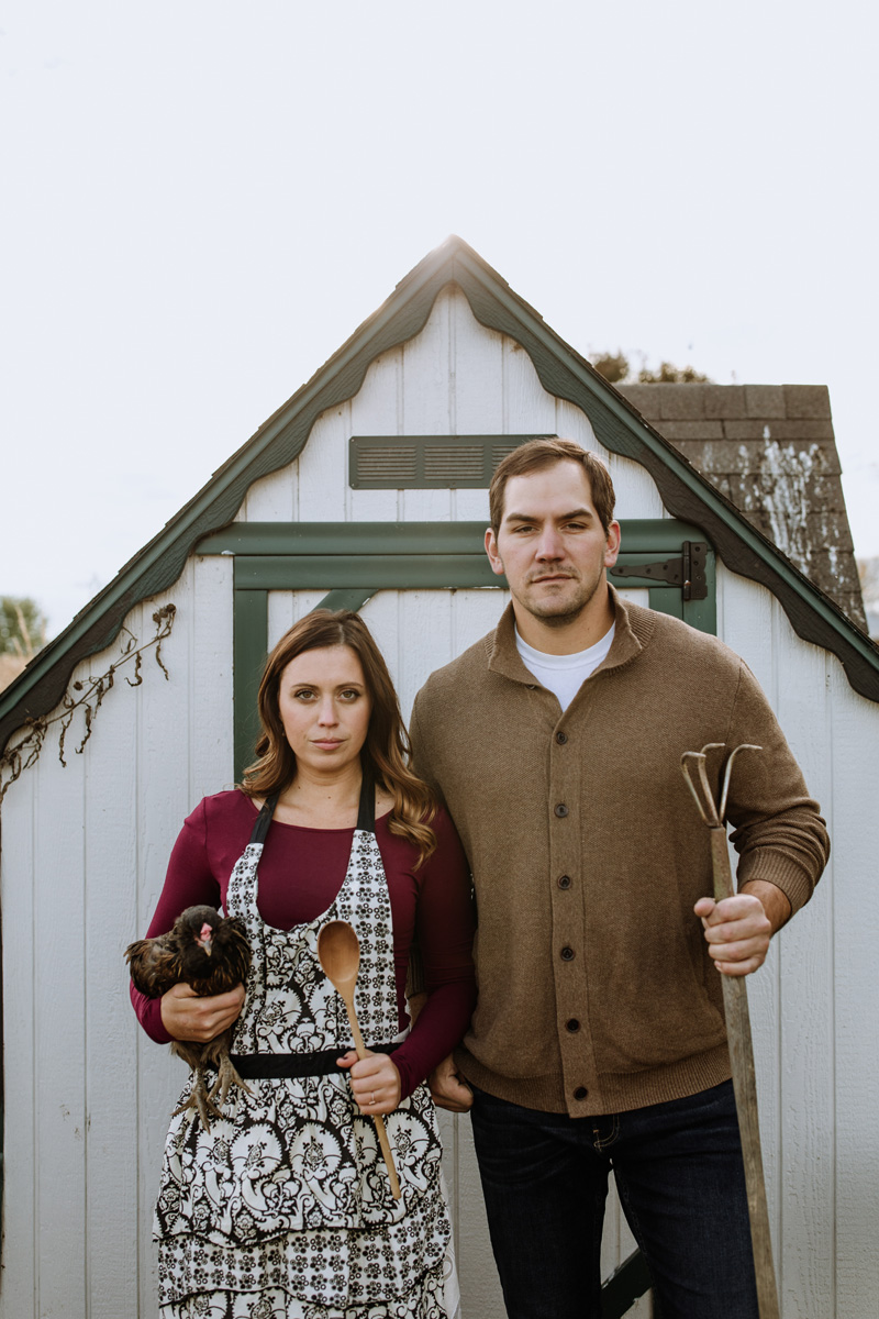 lehigh-valley-engagement-photography-american-gothic