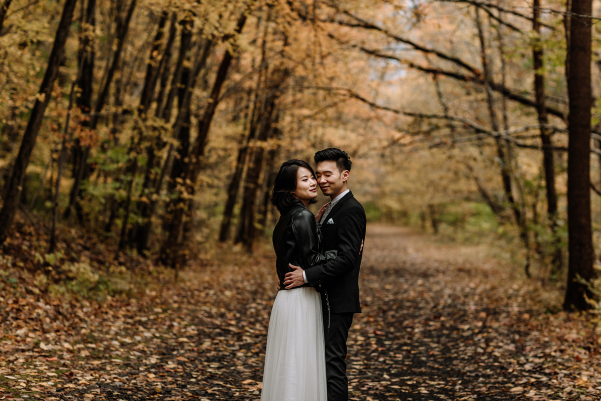 lehigh-valley-engagement-photographers-woods-6