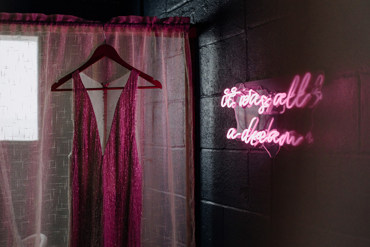 romantic-dress-and-neon-wedding-sign