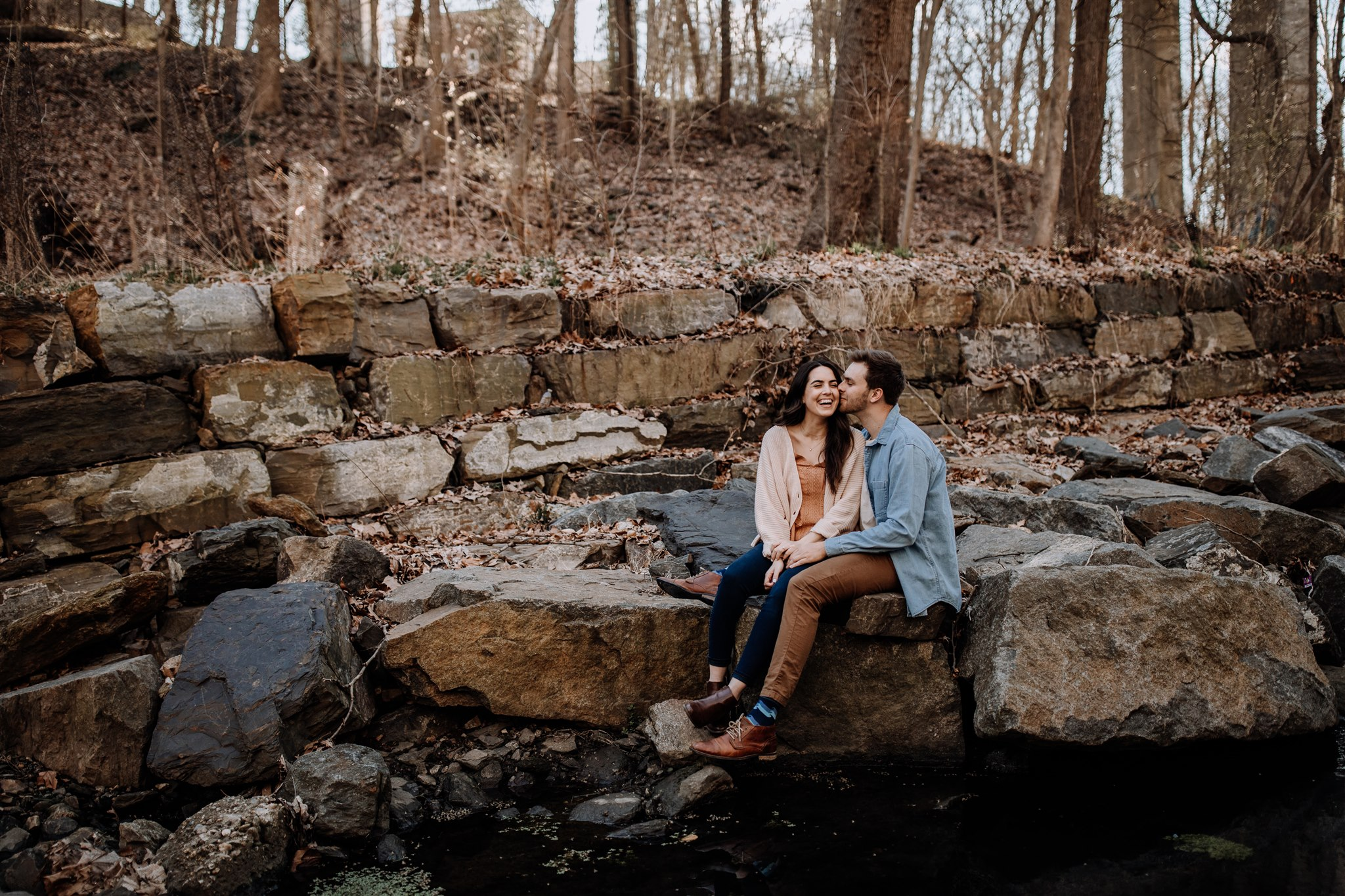 wissahickon-valley-park-engagement-session