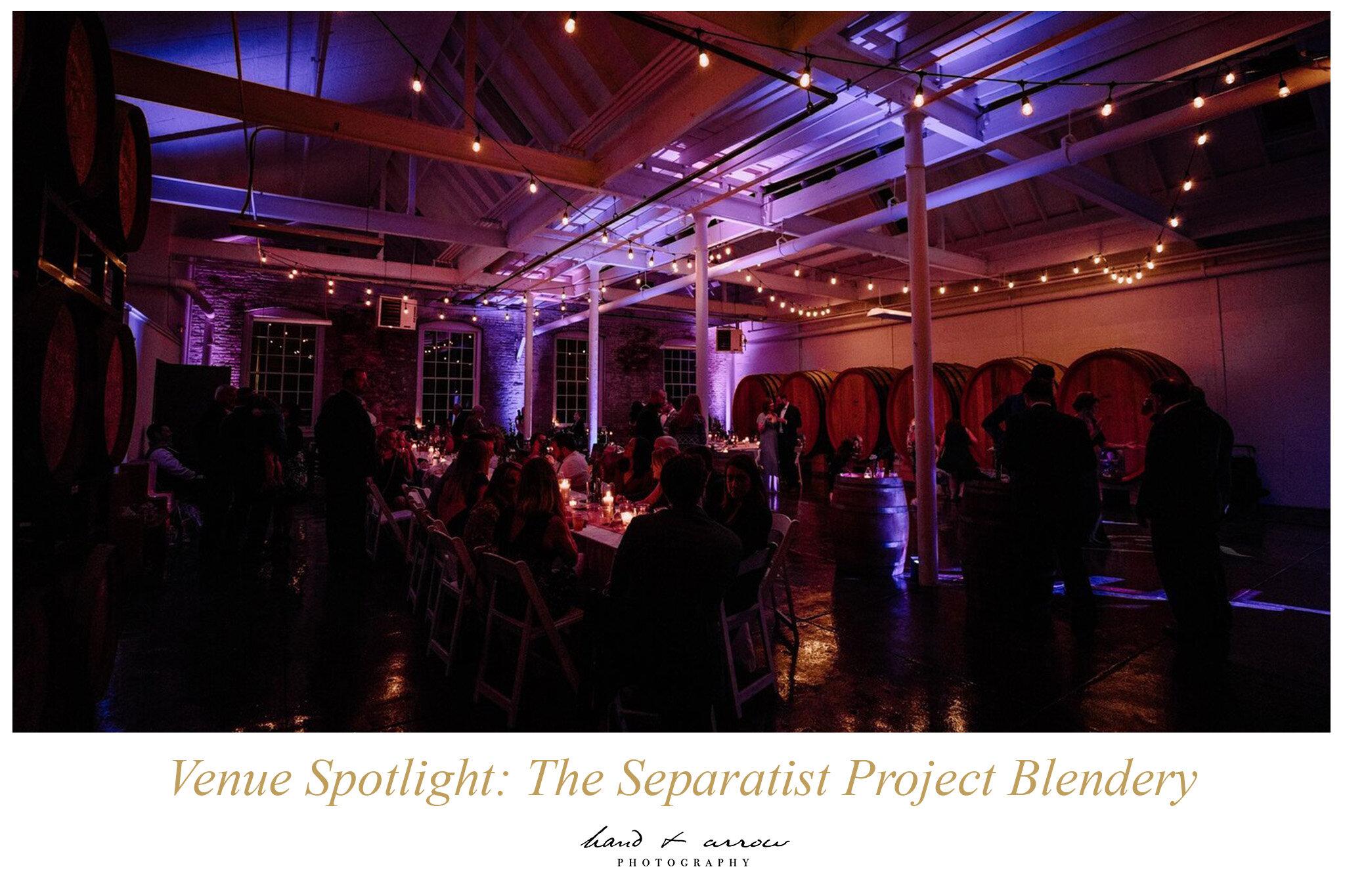 Venue Spotlight The Separatist Project Blendery In Easton Pa