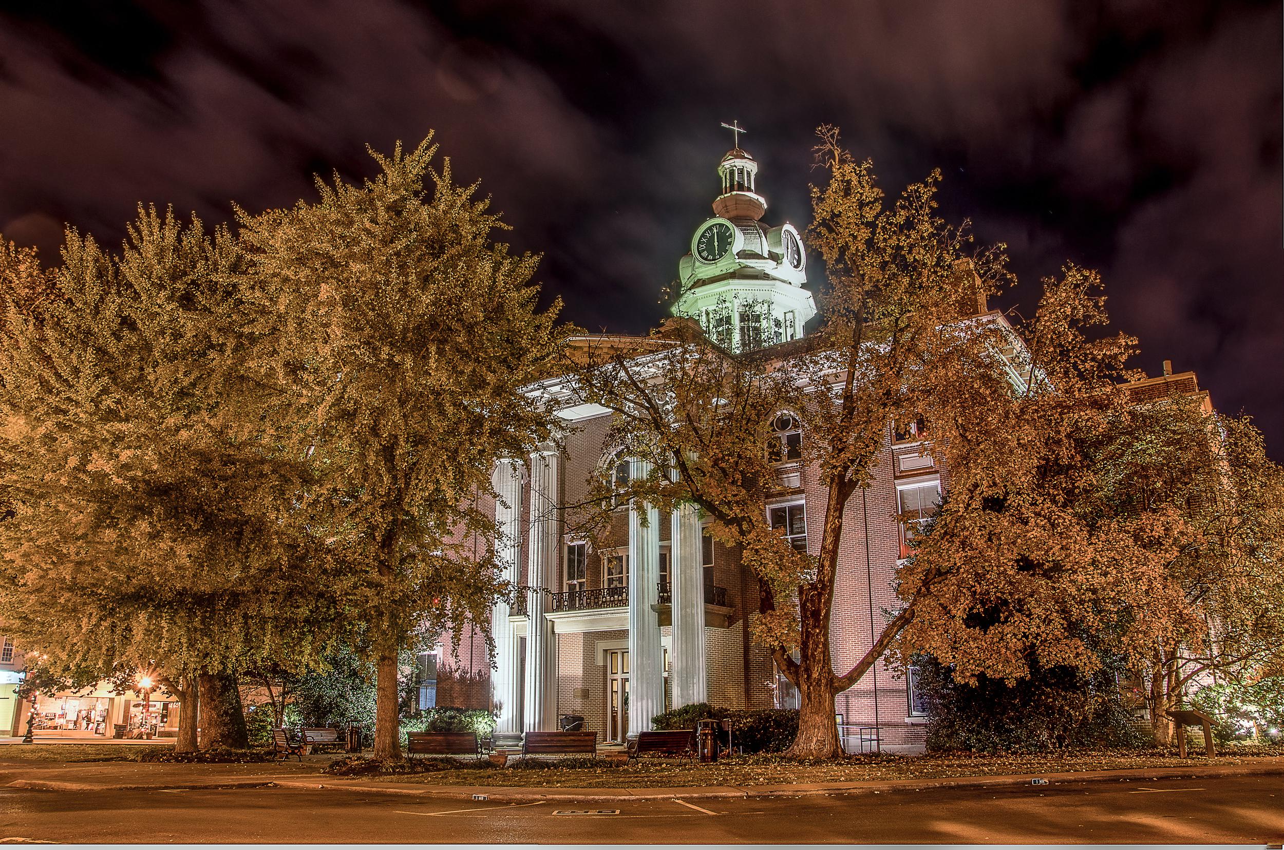 Court House, Murfreesboro, TN