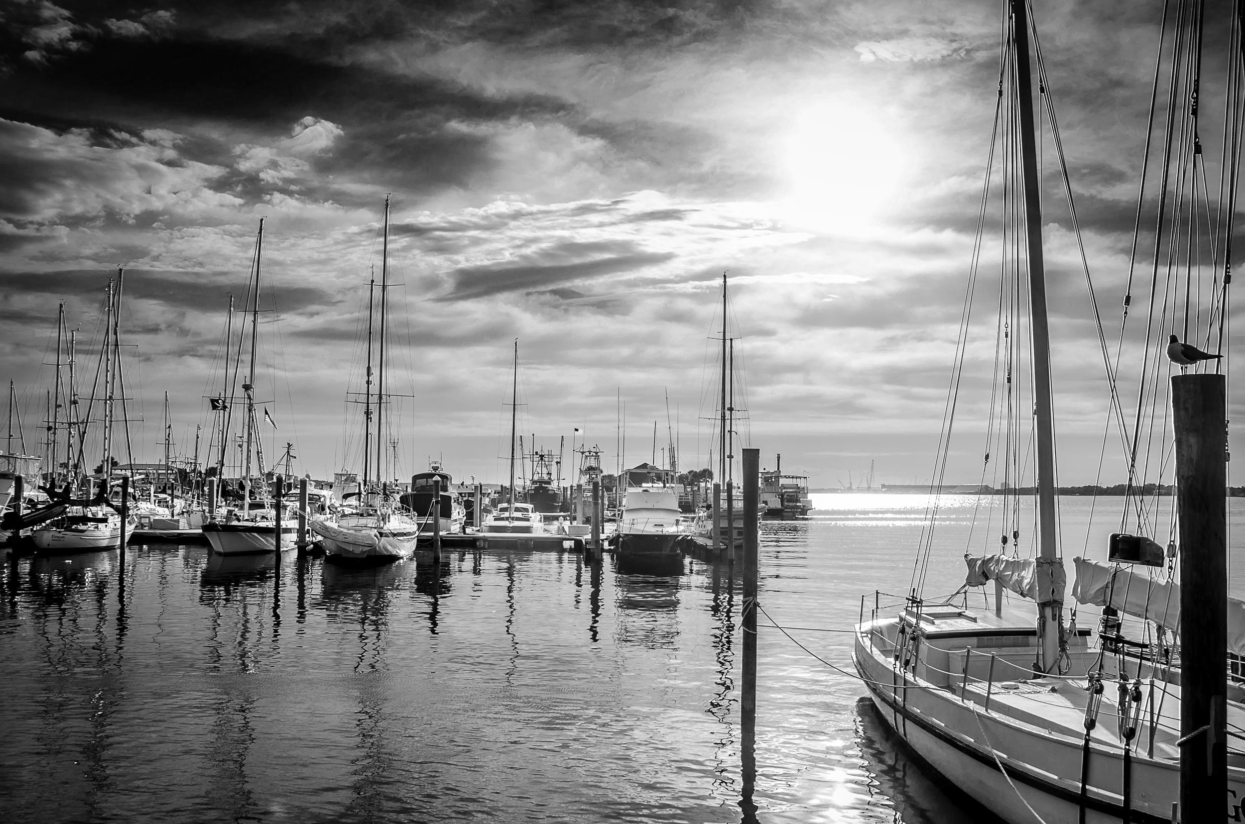 St. Andrews Marina, Panama City Florida