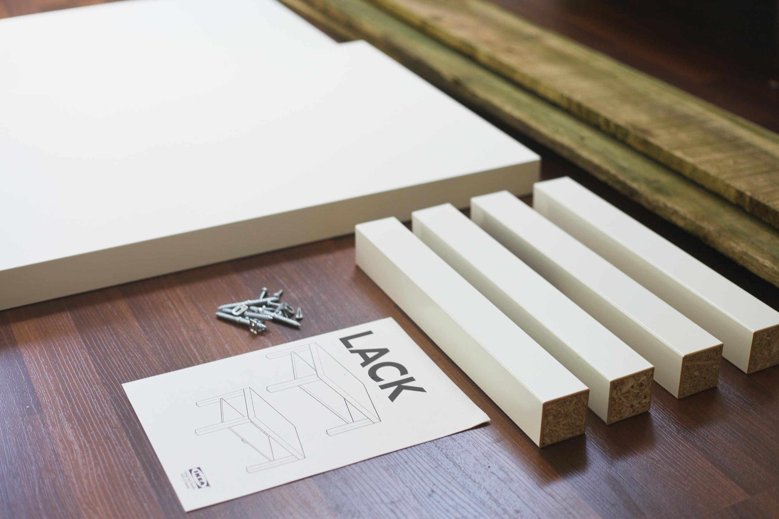 Ikea Hacks 3 Easy Steps To Create Your Own Ikea Coffee Table Treasures Travels