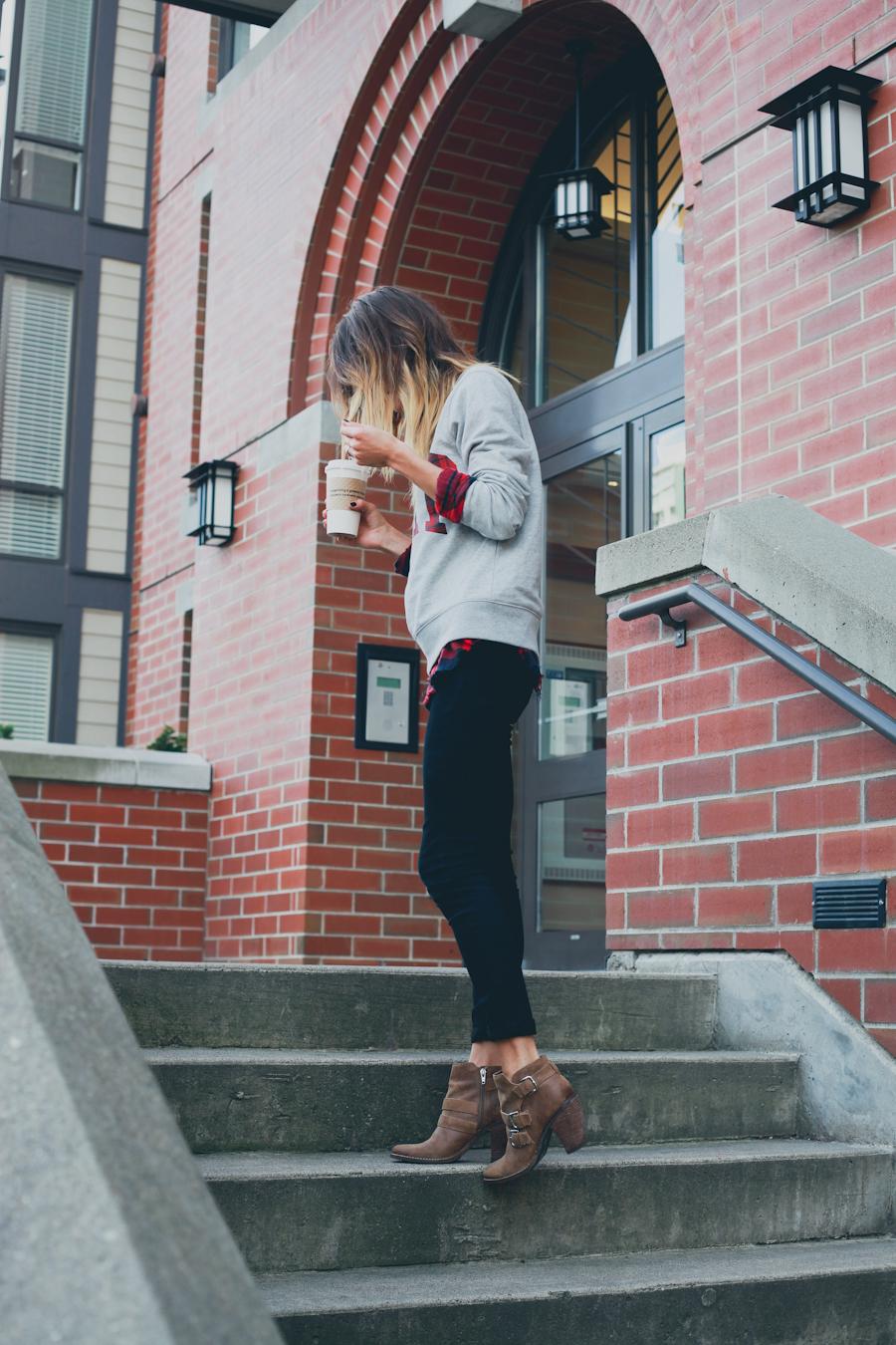 GAP Styld.by - Plaid-Grey Sweater-5.jpg