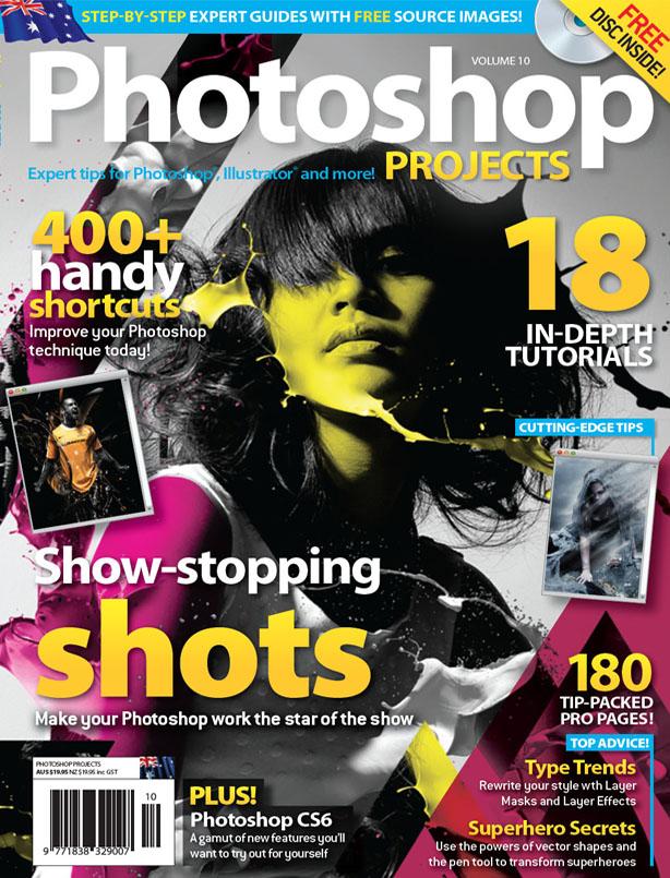 Mag -  Photoshop Project Australia Aug p.70-73, 146-149