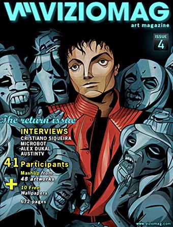 Mag -  Vizio 04 The Return Issue