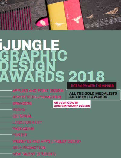 Catalogue -   IJungle Graphic Design Awards 2018 Annual