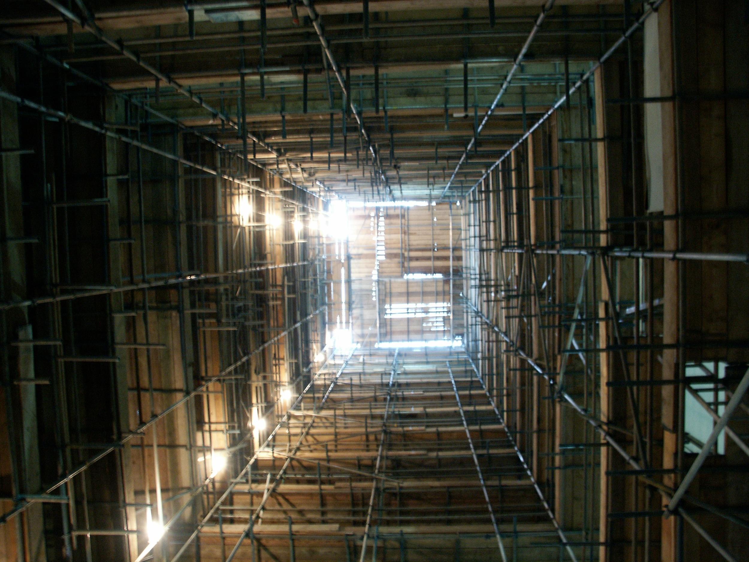 Gresham Street Atrium in 2002