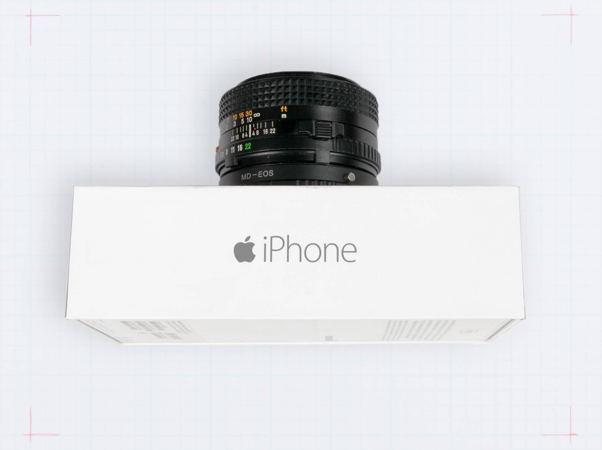 Shot on Iphone film camera