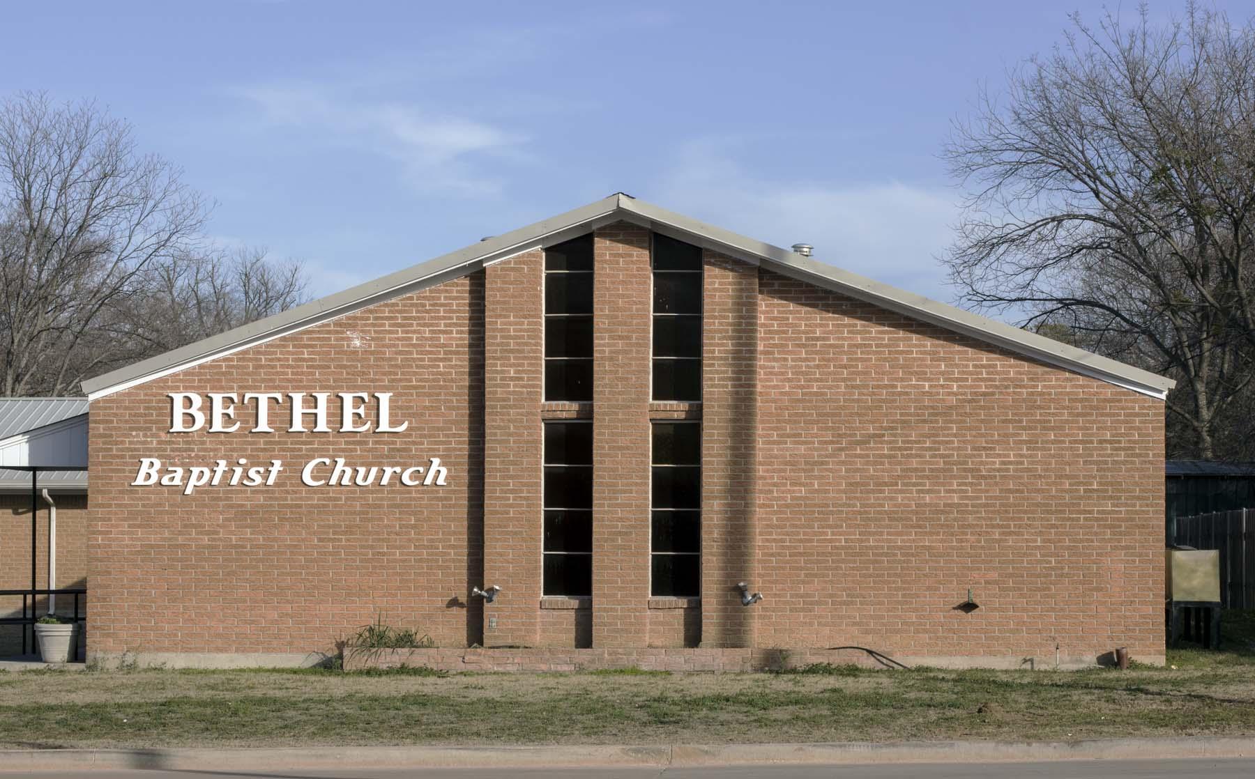 Bethel Baptist Church </br> 126 K St NW