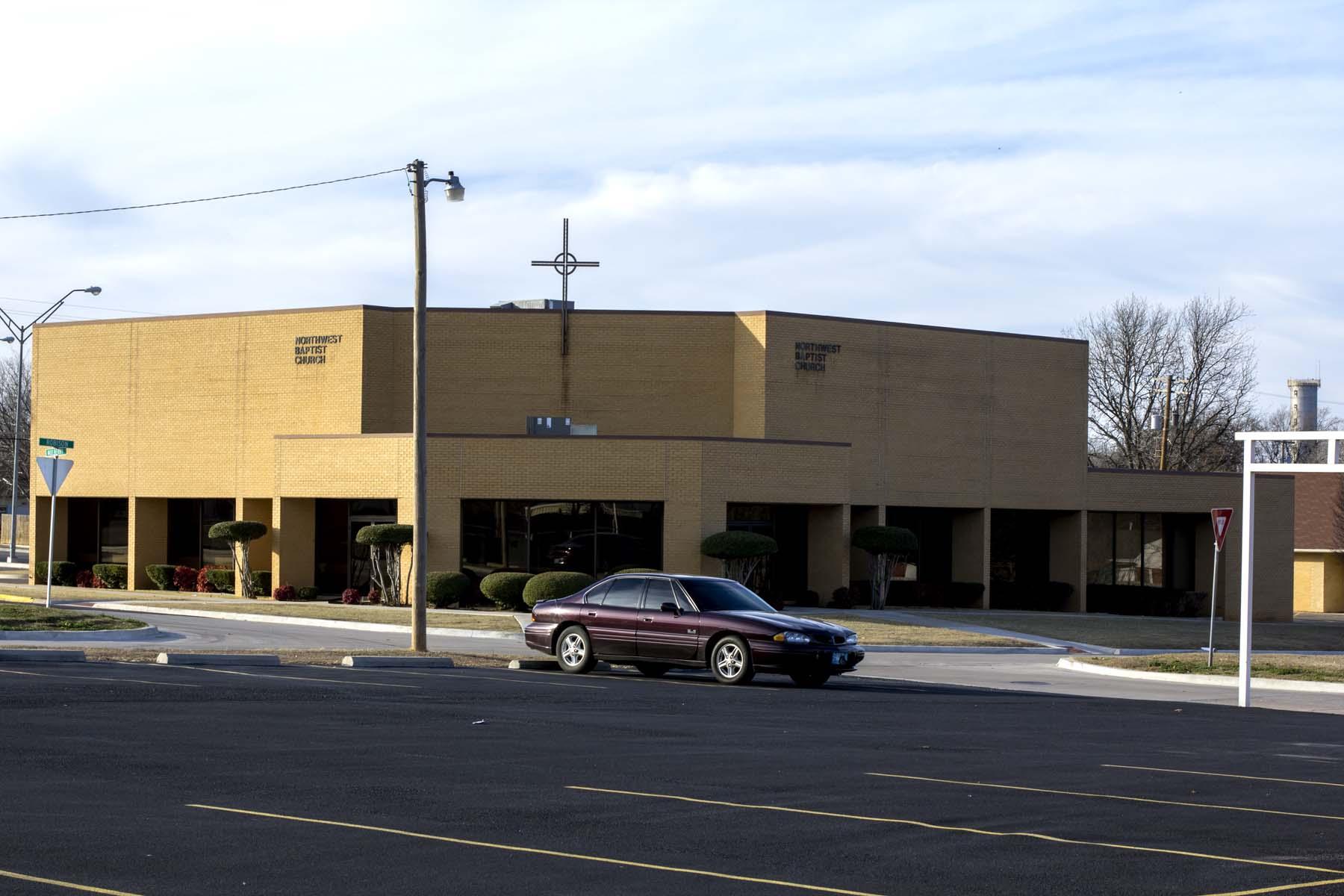 Northwest Baptist Church 1</br>609 Robison St
