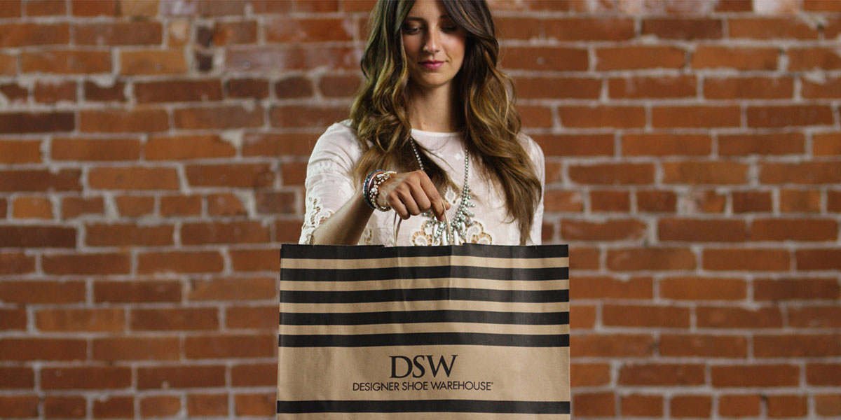 DSW   |   What's your number?
