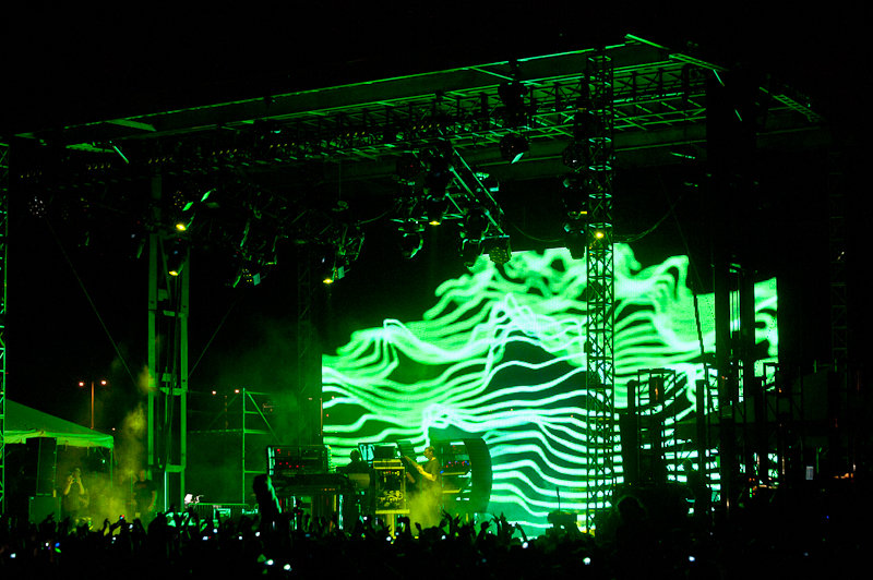 Electric Zoo, Chemical Brothers