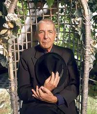 The man himself, Leonard Cohen Photo:Supplied