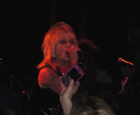 This entry was posted in Nightlife and tagged John Varvatos, Michael Monroe, MUSIC, New York, Nightlife, Rachel Hochhauser.