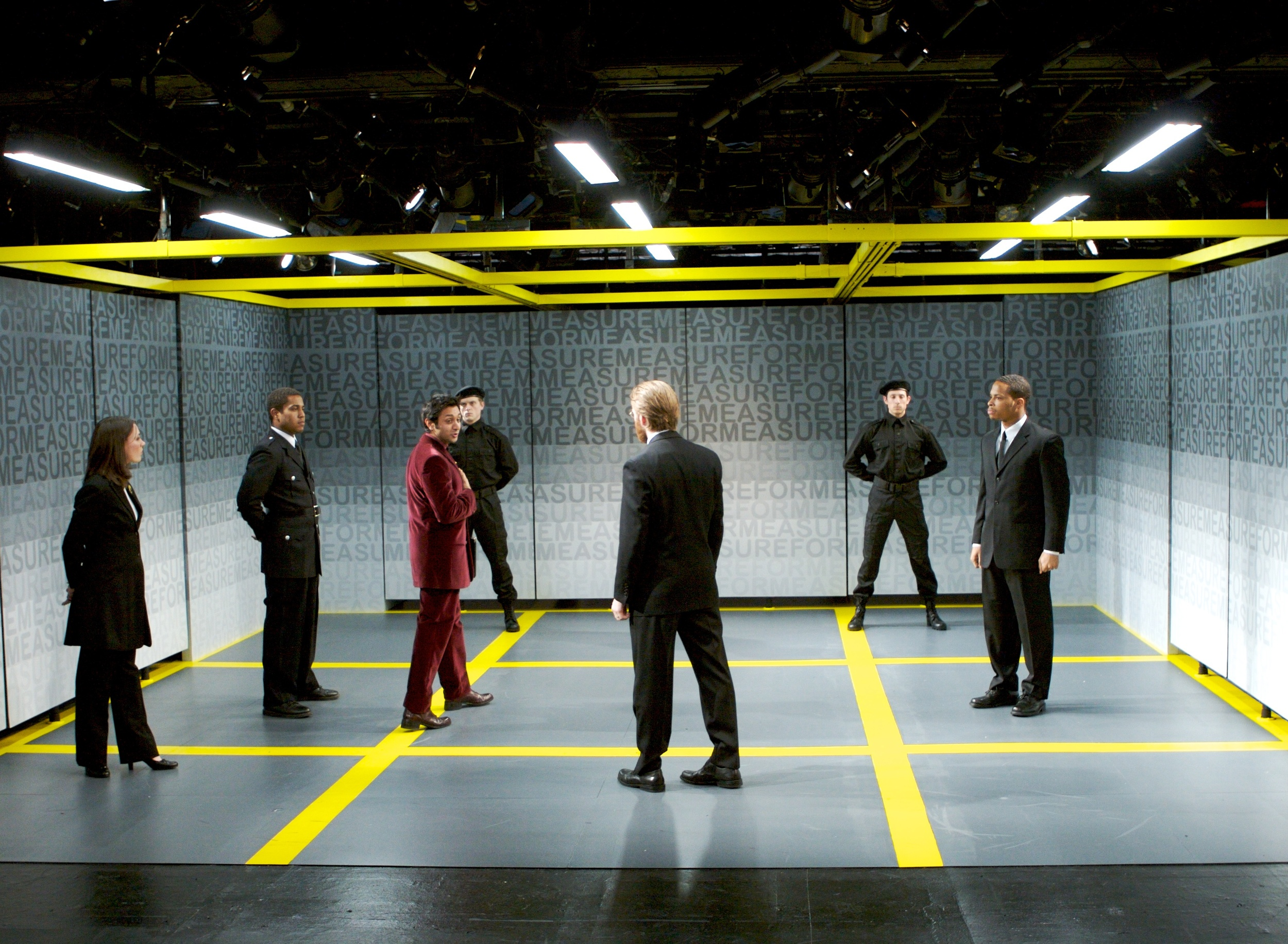 Measure for Measure, directed by Douglas Wager