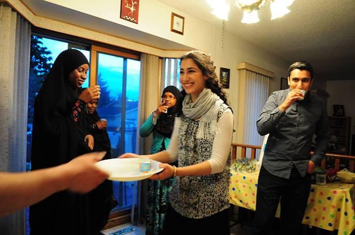 Open Doors Ramadan, 2014