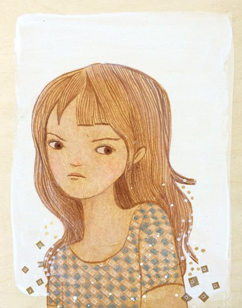 Girl # 2 SOLD
