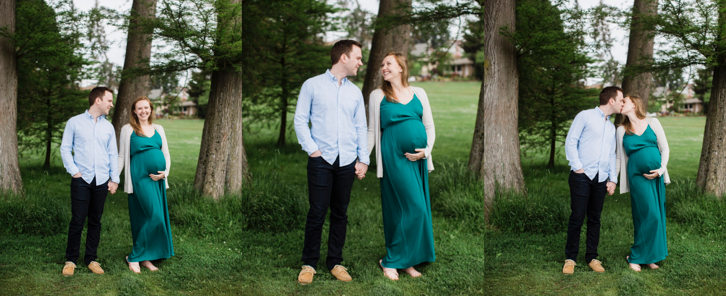 green lake seattle washington maternity portraits 5