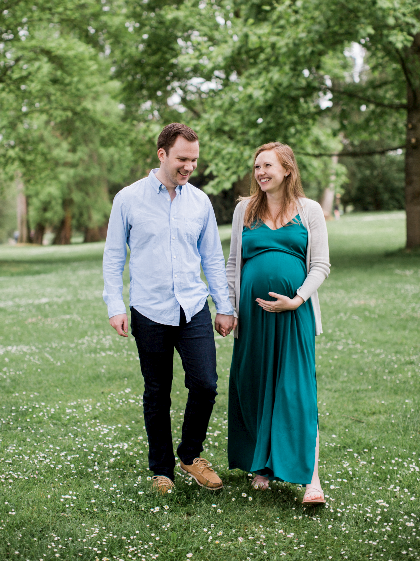 green lake seattle washington maternity portraits 6