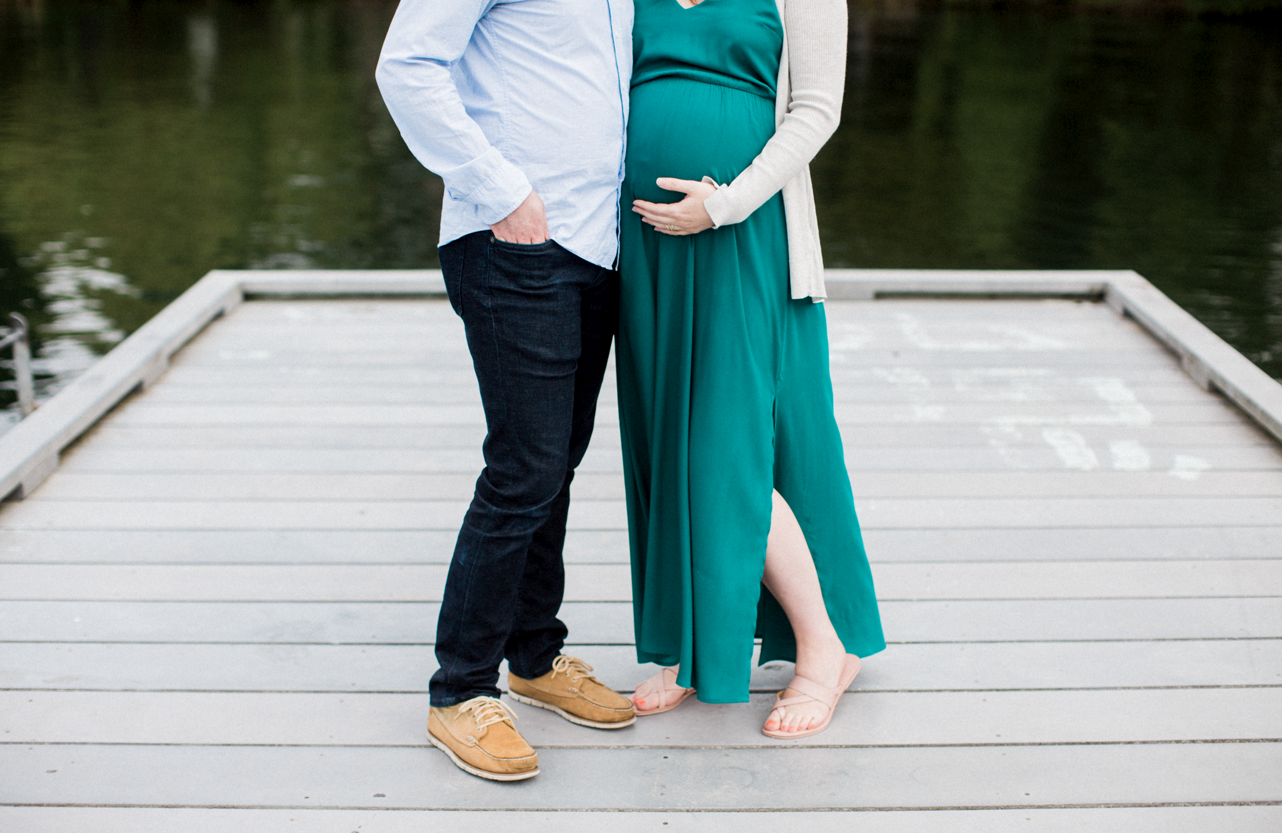 green lake seattle washington maternity portraits 8