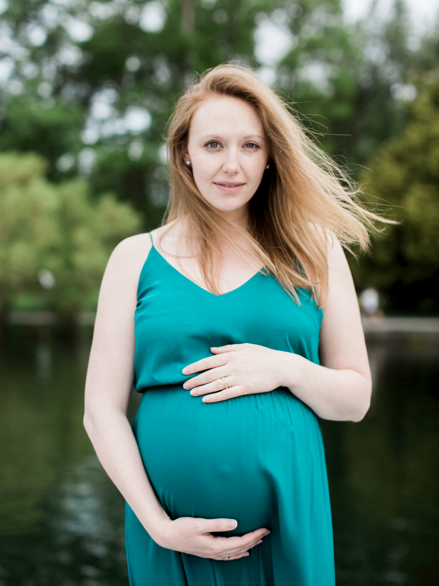 green lake seattle washington maternity portraits 9
