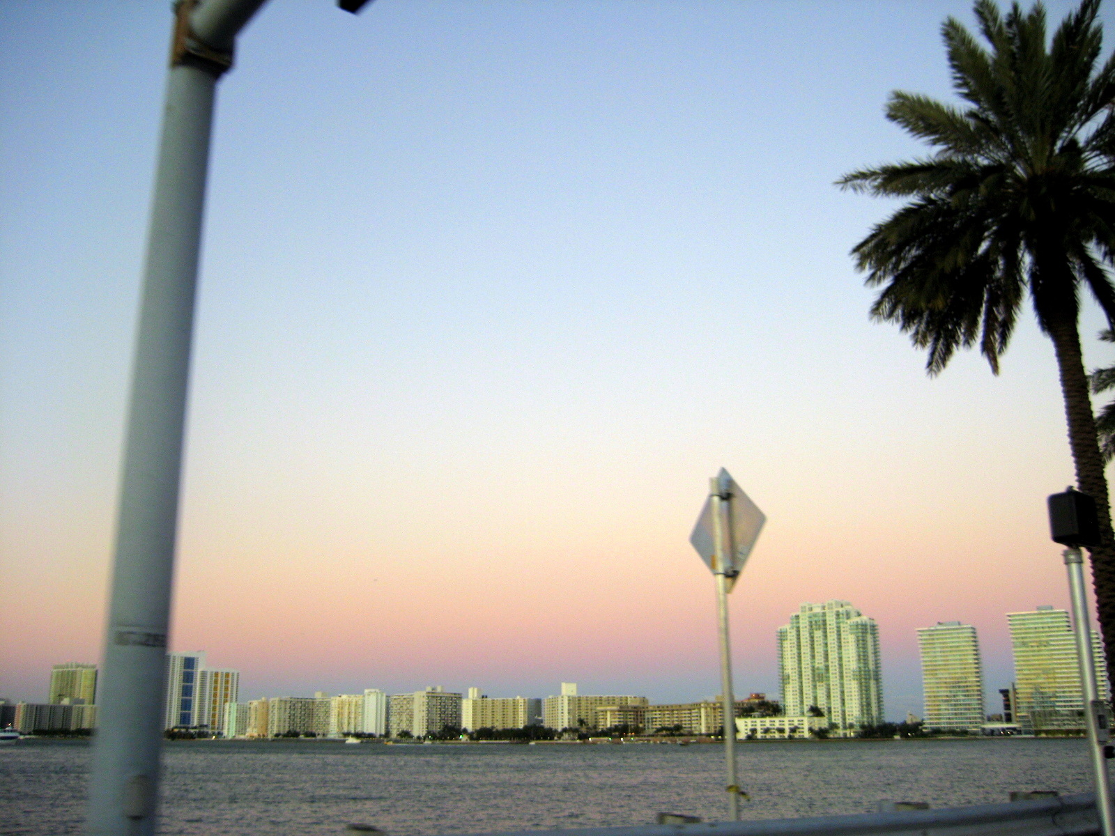 View of South Beach from the highway | Jasmine Chorley Foster