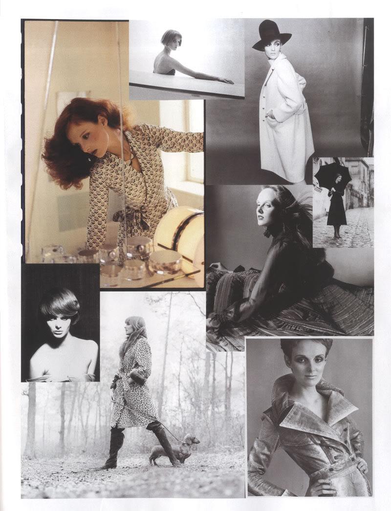 Grace's modelling days