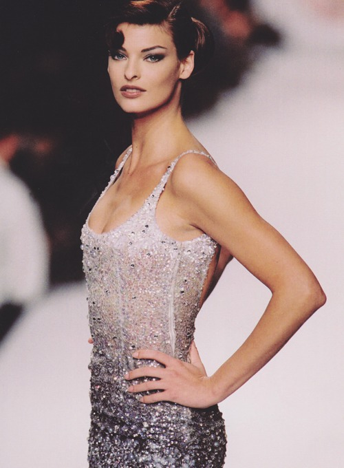 Linda Evangelista, Canadian supermodel of the 1990s