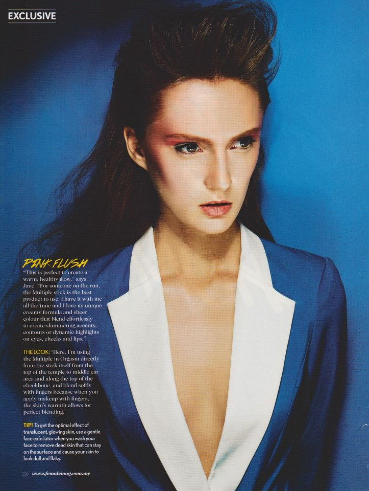 Female Magazine   Photo: Aaron Lee