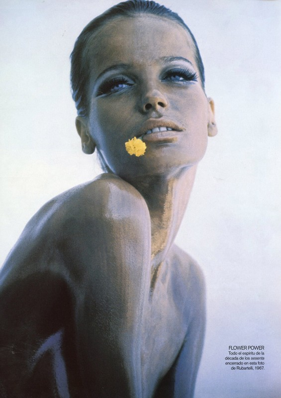 Legendary supermodel Veruschka is now represented by The Lions |  The Lions