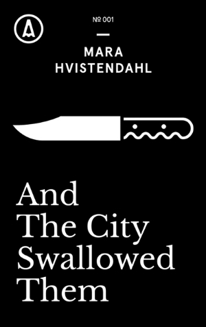 The cover of And The City Swallowed Them |  Amazon.com