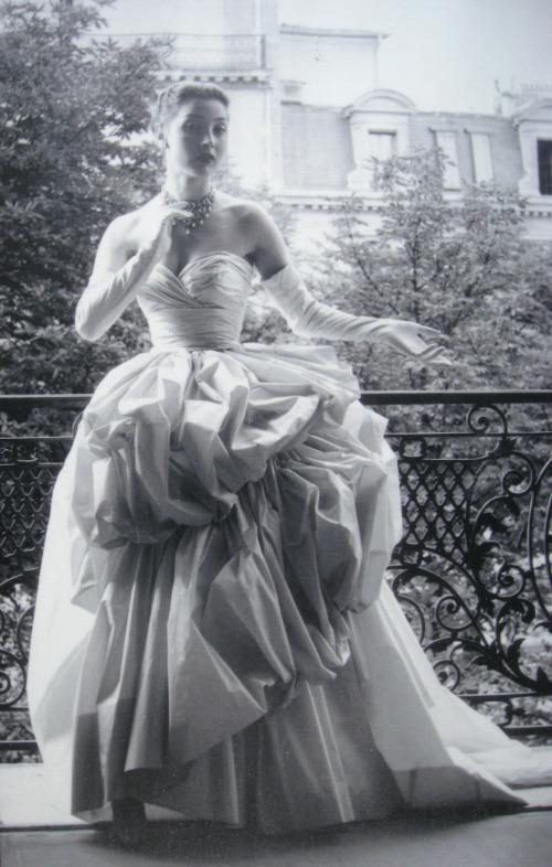 Vintage Dior couture   Ritournelle