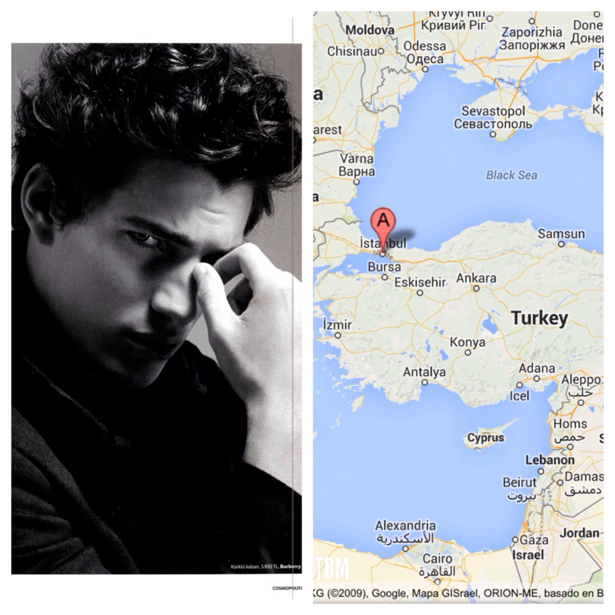 Cosmopolitan Turkey by Ergin Turunc | Istanbul, Turkey via Google Maps