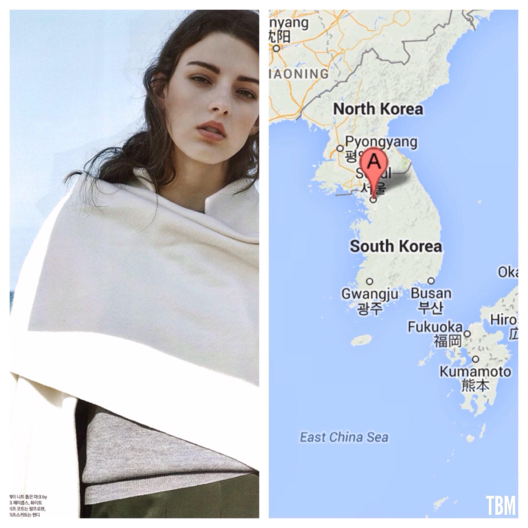 Sure Magazine | Seoul, Korea via Google Maps