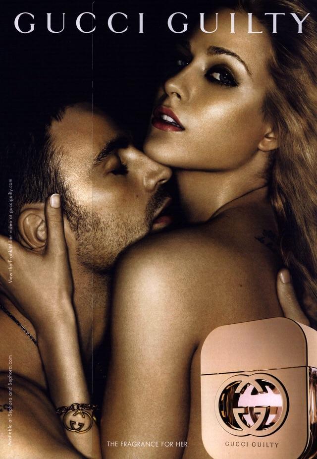 Gucci Guilty Campaign S/S 2013 | Mert Alas & Marcus Piggott