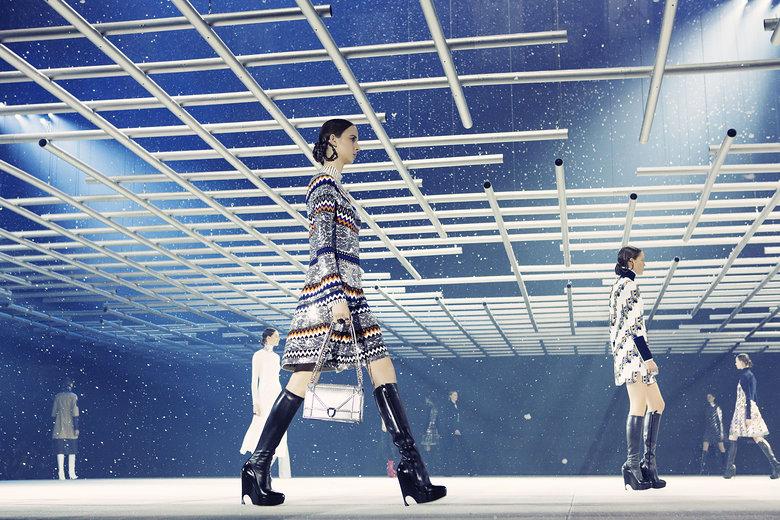 The runway at Dior | Vogue.com