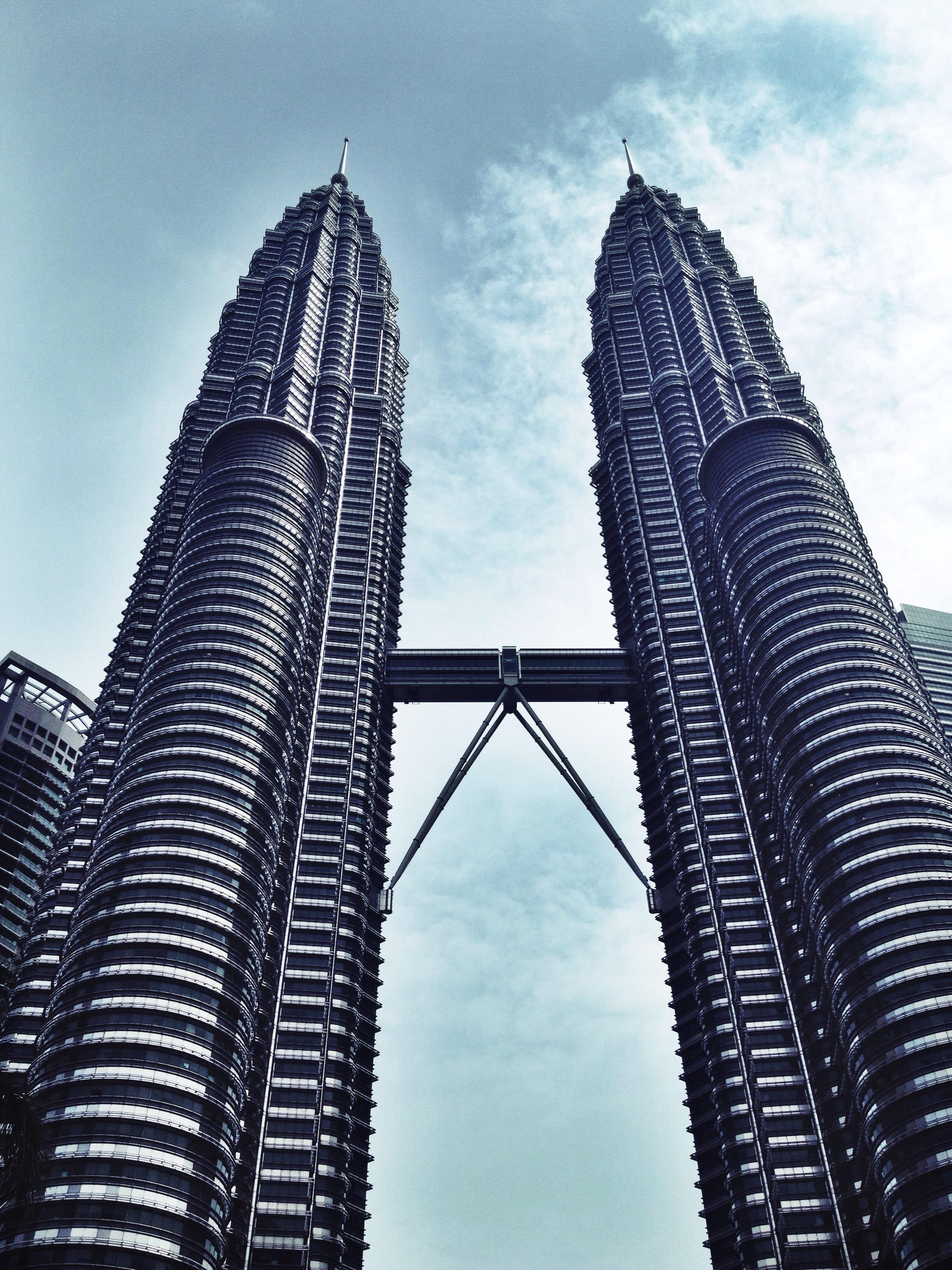 Petronas Towers in Kuala Lumpur, Malaysia | Natalia Zurowski