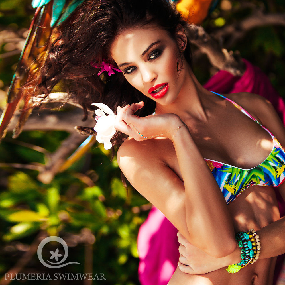 Nicole Meyer for Plumeria by Holly Parker