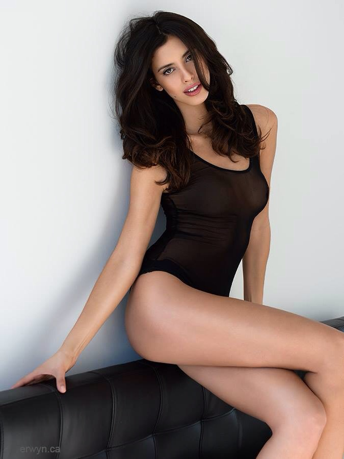 Claudia Perez (Plutino) shot by Erwin Loewen, make up byGelareh Kamazani |  Erwin Loewen