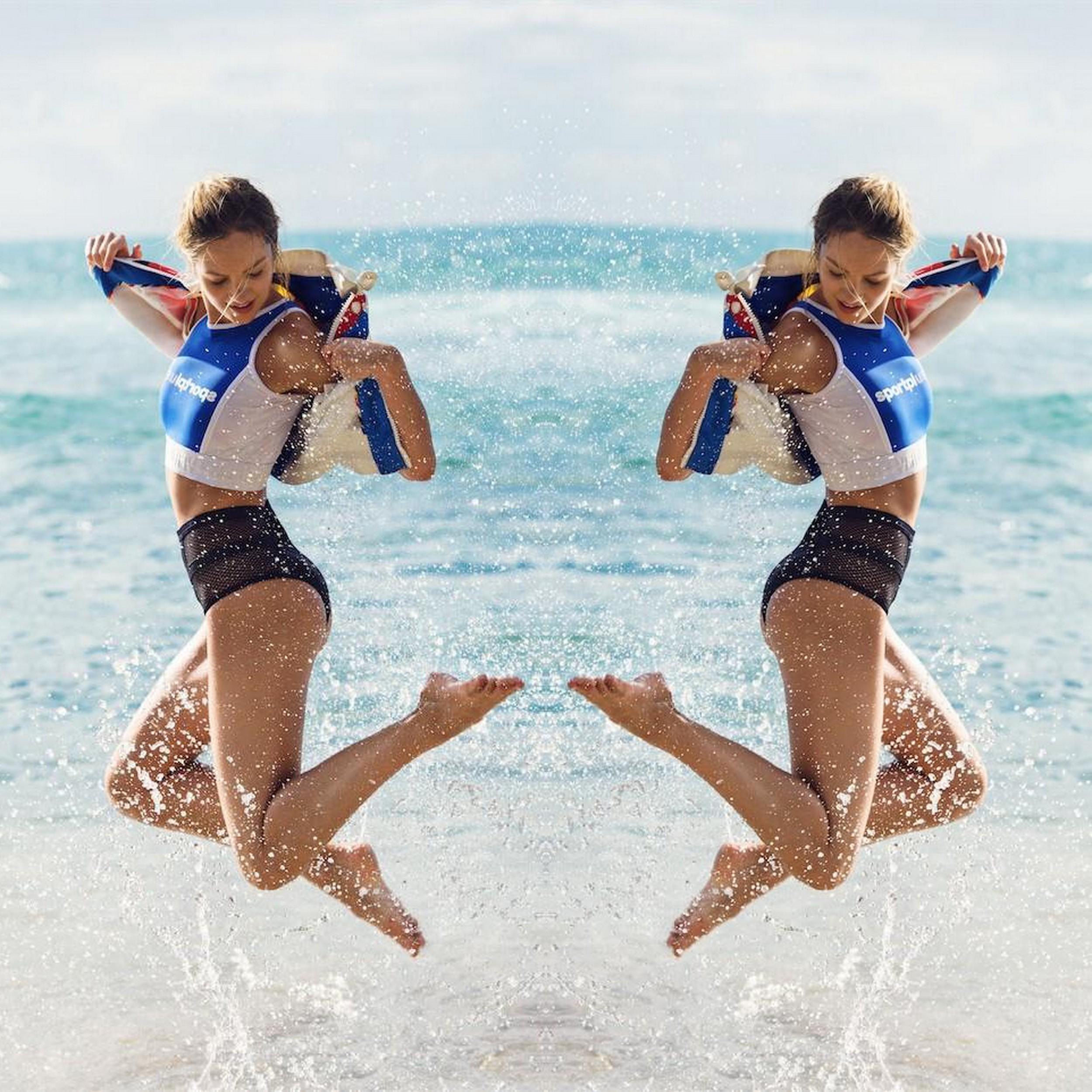 Original image of Candice Swanepoel bySebastian Kimfor  Self  March 2015, styled byMelissa Ventosa Martin, hair byDennis Devoy, MUAKristi Matamoros|  Source