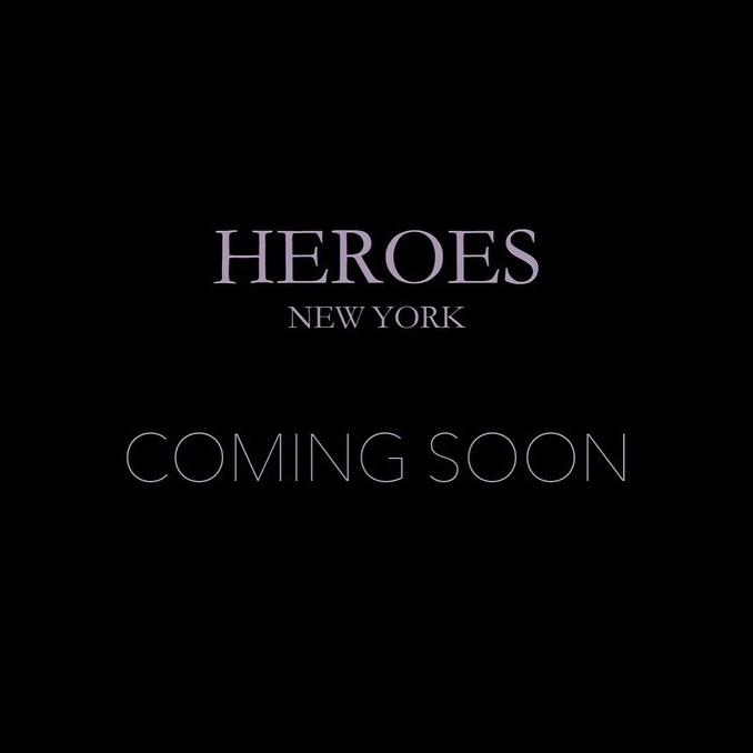Heroes New York | Fashioncopious