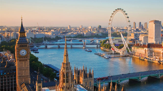London skyline | visitlondon.com